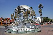US-LOS ANGELES: Entrance Universal Studios.PHOTO: GERRIT DE HEUS