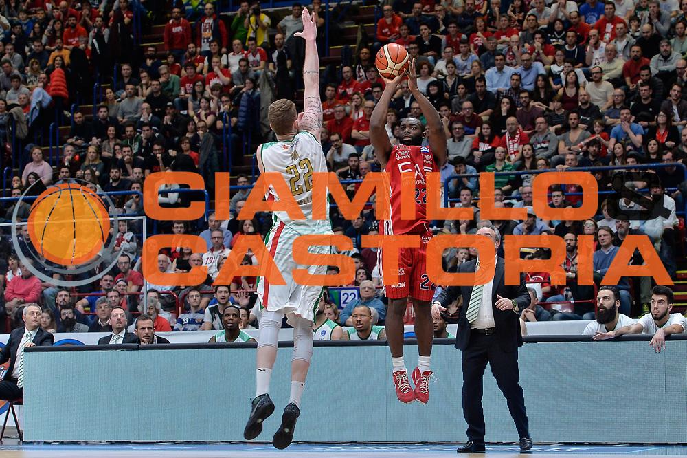 DESCRIZIONE : Beko Final Eight Coppa Italia 2016 Serie A Final8 Finale Olimpia EA7 Emporio Armani Milano - Sidigas Scandone Avellino<br /> GIOCATORE : Charles Jenkins<br /> CATEGORIA : Tiro Tre Punti Three Point<br /> SQUADRA : Olimpia EA7 Emporio Armani Milano<br /> EVENTO : Beko Final Eight Coppa Italia 2016<br /> GARA : Finale Olimpia EA7 Emporio Armani Milano - Sidigas Scandone Avellino<br /> DATA : 21/02/2016<br /> SPORT : Pallacanestro <br /> AUTORE : Agenzia Ciamillo-Castoria/L.Canu