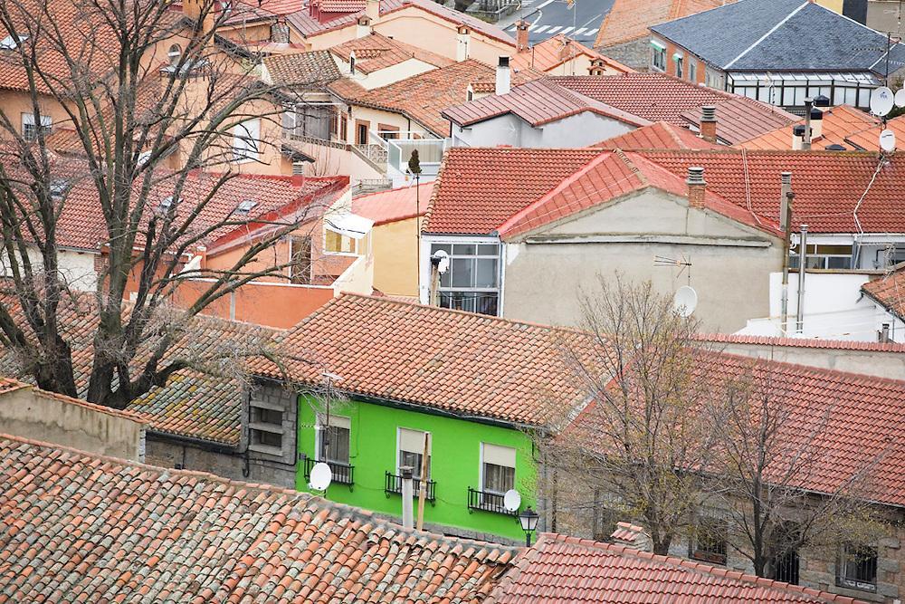 Avila, Spain.