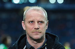 08.04.2011, Commerzbank-Arena, Frankfurt, GER, 1. FBL, Eintracht Frankfurt vs Werder Bremen, im Bild Thomas Schaaf (Bremen Trainer), EXPA Pictures © 2011, PhotoCredit: EXPA/ nph/  Roth       ****** out of GER / SWE / CRO  / BEL ******