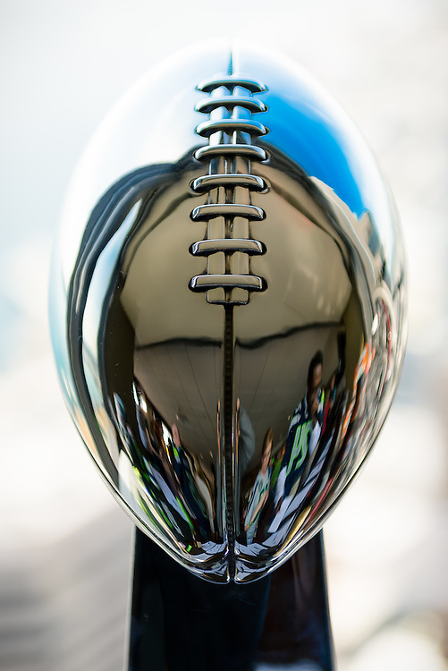 Lombardi Trophy (Photo by Alika Jenner/AJP)