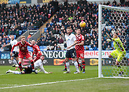 Bolton Wanderers v Walsall 11/02/2017