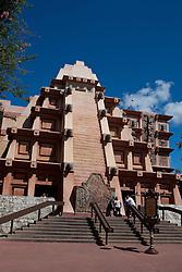 Mexico Pavilion, World Showcase, Epcot Center, Walt Disney World, Orlando, Florida, United States of America