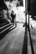 New York BW. Gotham city