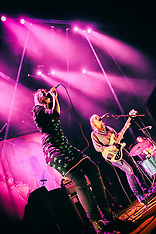 Warpaint at The Bill Graham Civic Auditorium - San Francisco, CA - 4/17/14