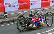 Prudential Ride London 2015 Handcycle Classic