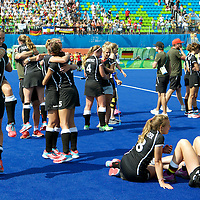 Bronze medal match: Germany - New Zealand