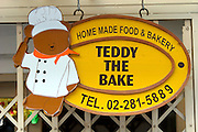Teddy the Bake.