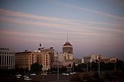 Downtown Fresno, Calif., September 20, 2012.