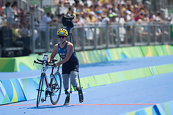 MARC Elise, FRA, Para-Triathlon, PT2 at Rio 2016 Paralympic Games, Brazil