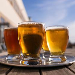 Faction Beer Brewery, Alameda, California