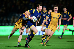 Max Stelling of Worcester Warriors - Mandatory by-line: Dougie Allward/JMP - 04/11/2016 - RUGBY - Sixways Stadium - Worcester, England - Worcester Warriors v Bristol Rugby - Anglo Welsh Cup