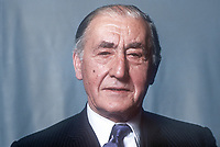 Hugh Wilson, surgeon, member, Alliance Party of N Ireland, sometime president of APNI, member of Larne Borough Council, N Ireland, UK, 197505000424a <br /> <br /> Copyright Image from Victor Patterson, 54 Dorchester Park, Belfast, UK, BT9 6RJ<br /> <br /> t1: +44 28 9066 1296 (from Rep of Ireland 048 9066 1296)<br /> t2: +44 28 9002 2446 (from Rep of Ireland 048 9002 2446)<br /> m: +44 7802 353836<br /> <br /> victorpatterson@me.com<br /> www.victorpatterson.com<br /> <br /> Please see my Terms and Conditions of Use at victorpatterson.com . It is IMPORTANT that you familiarise yourself with them.<br /> <br /> Images used on the Internet incur an additional cost and must be visibly watermarked i.e. ©Victor Patterson within the body of the image and copyright metadata must not be deleted. Images used on the Internet have a size restriction of 4kbs and are chargeable at rates available at victorpatterson.com.<br /> <br /> This image is only available for the use of the download recipient i.e. television station, newspaper, magazine, book publisher, etc, and must not be passed on to any third party. It is also downloaded on condition that each and every usage is notified within 7 days to victorpatterson@me.com<br /> <br /> The right of Victor Patterson to be identified as the author is asserted in accordance with The Copyright Designs And Patents Act (1988). All moral rights are asserted.