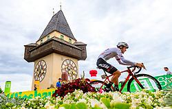 02.07.2017, Graz, AUT, Ö-Tour, Österreich Radrundfahrt 2017, 1. Etappe, Prolog, im Bild Benjamin Brkic (AUT, Tirol Cycling Team) // during Stage 1, Prolog of 2017 Tour of Austria. Graz, Austria on 2017/07/02. EXPA Pictures © 2017, PhotoCredit: EXPA/ JFK
