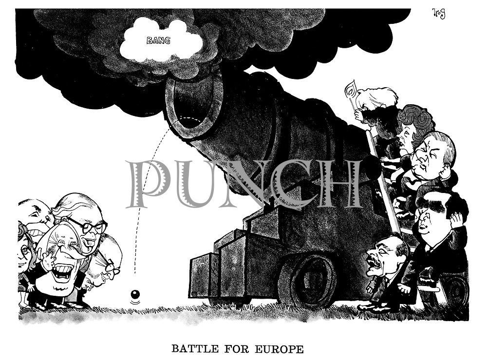 Battle for Europe