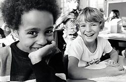 Primary school, Nottingham UK 1985