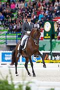Jose Daniel Martin Dockx - Grandioso<br /> Alltech FEI World Equestrian Games™ 2014 - Normandy, France.<br /> © DigiShots