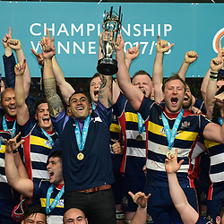 13,04,2018 Rugby Championship Bristol Rugby and Doncaster