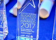 Scottish Border of Chamber Border Busines awards, 2017, held at Springwood Hall