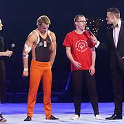 NLD/Amsterdam/20181220 - A Touch of Gold 2018, Epke Zonderland en Erik van Loenen
