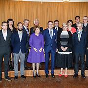 20160315 Uitreiking ECF Pr. Margriet Award