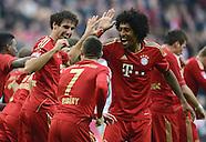 Fussball Bundesliga 2012/13: Bayern Muenchen - Hannover 96
