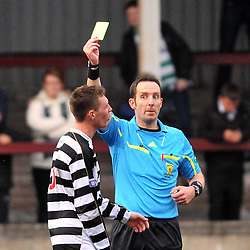 East Stirlingshire v Buckie Thistle   William Hill Scottish Cup 2nd Round   23 October 2011