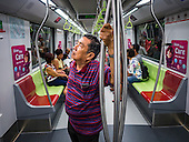 Singapore Opens MRT Extension