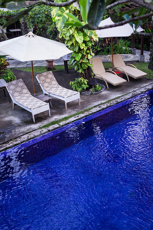 Swimming Pool at Tugu Hotel.
