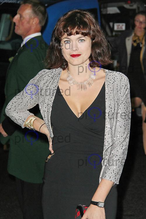 LONDON - SEPTEMBER 20: Jasmine Guinness attended 'Fashion For The Brave' at The Dorchester Hotel, Park Lane, London, UK. September 20, 2012. (Photo by Richard Goldschmidt)