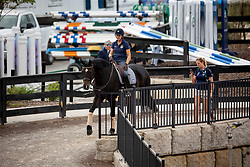 Vilhelmson Silfven Tinne, SWE, Don Auriello<br /> World Equestrian Games - Tryon 2018<br /> © Hippo Foto - Sharon Vandeput<br /> 11/09/2018
