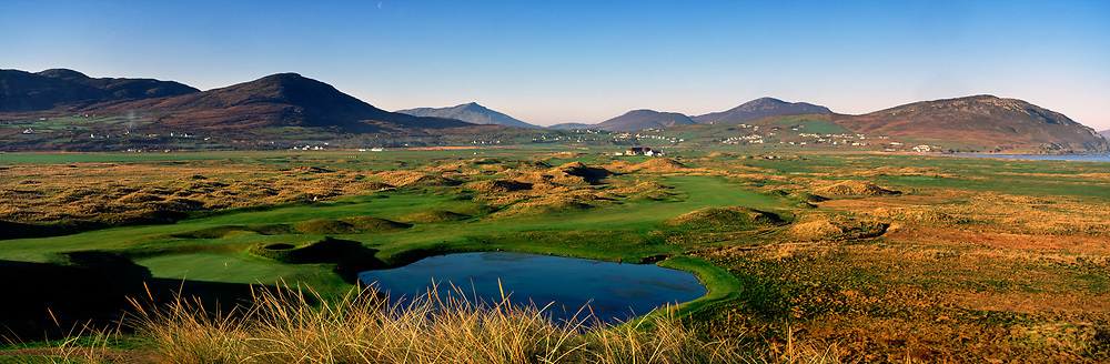 Photographer: Chris Hill, Ballyliffen Golf Club, County Donegal