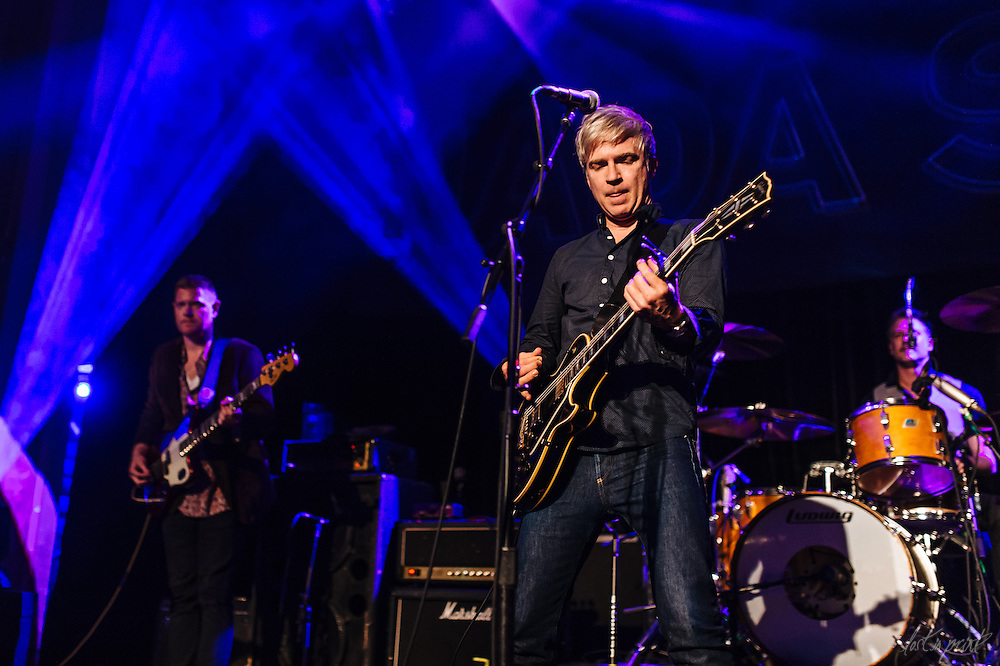 Nada Surf perform at The Neptune Theatre on Wednesday, May 18, 2016.