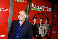 AMSTERDAM - In de DeLaMar theater is de premiere van de musical Baantjer. Met hier op de foto  Rob de Nijs. FOTO LEVIN DEN BOER - PERSFOTO.NU