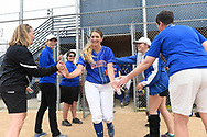 2017 - Macalester College Softball hosts Concordia in doubleheader.<br /> <br />  -- Copyright Christopher Mitchell / SportShotPhoto.com
