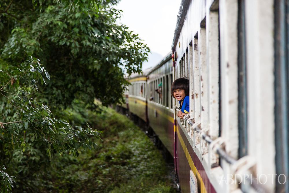 Railway Tour in Kanchanaburi Thailand kanchanaburi bridge river kwai thailand