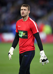 England goalkeeper Marcus Bettinelli