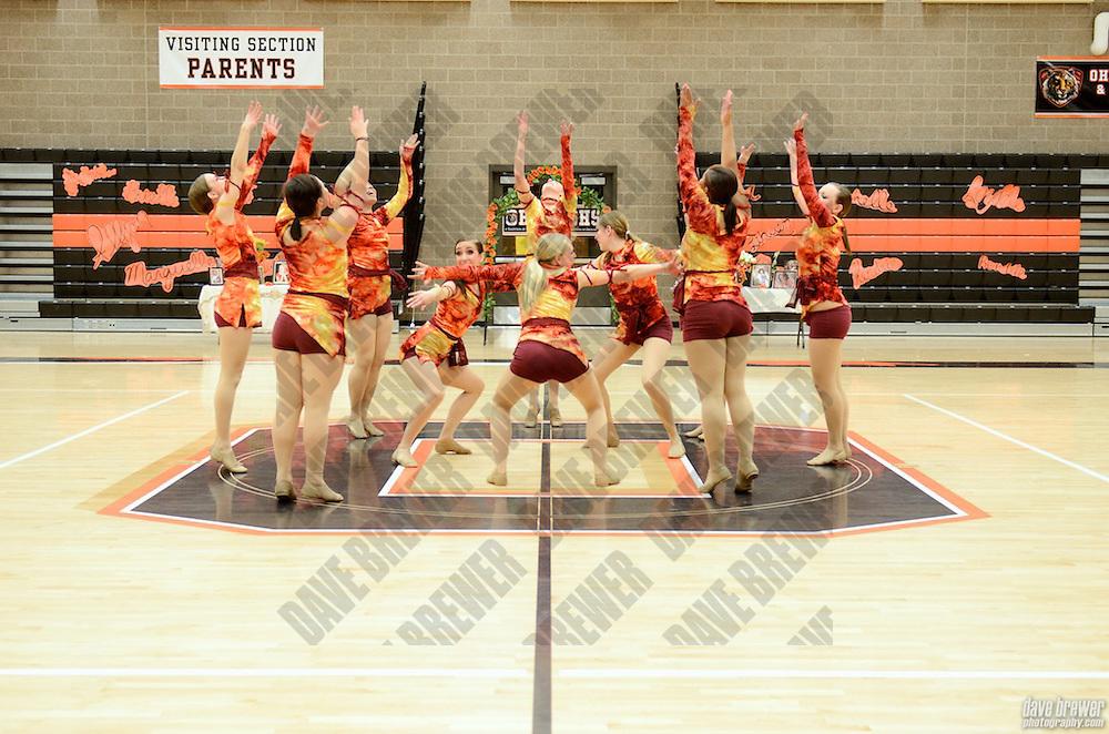 Ogden High Tigerettes Showcase