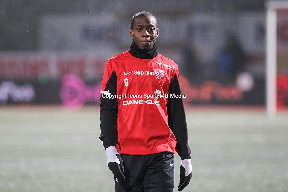 Maurice DALE - 19.01.2015 - Nancy / Orleans - 20e journee Ligue 2<br /> Photo : Fred Marvaux / Icon Sport