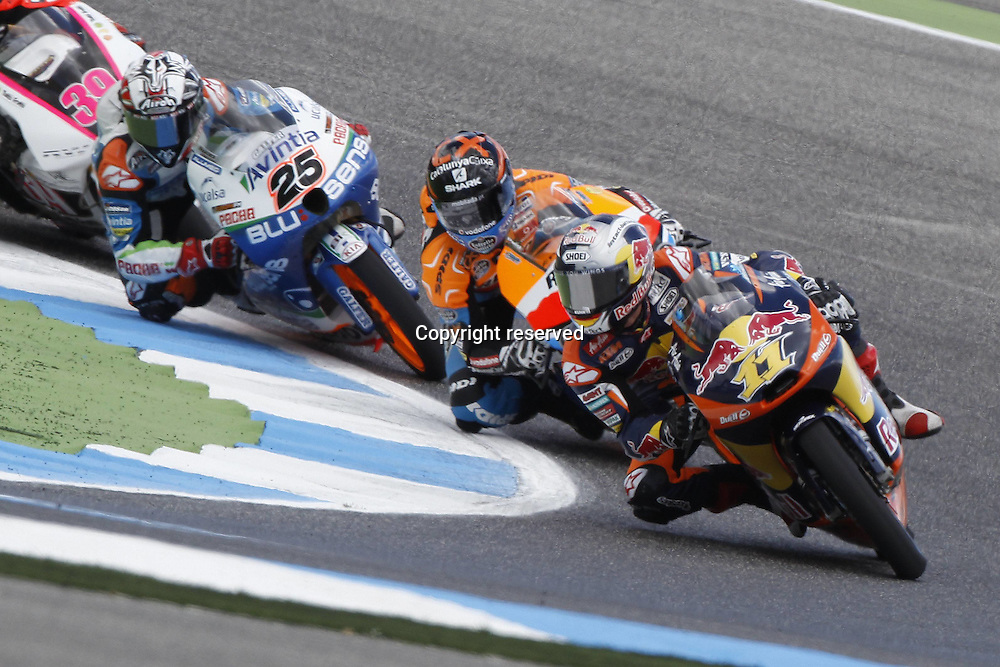 06.05.2012. Estoril, Portugal. Moto Grand Prix of Estoril.   Picture shows  Sandro Cortese Red Bull KTM Ajo