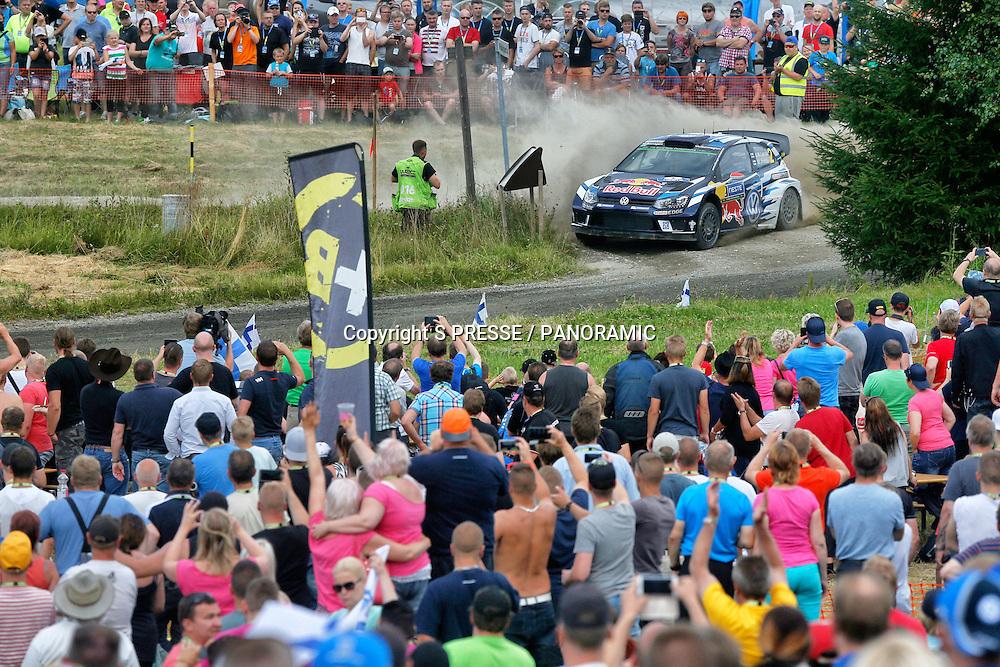 Jari-Matti Latvala (FIN)- Mikka Antilla (FIN) - Volkswagen Polo WRC