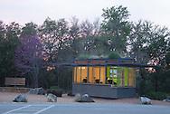 Wild Flower Center Kiosk