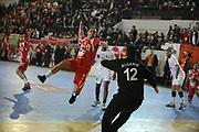 DESCRIZIONE : Hand Coupe Afrique des Nations Homme Maroc Rabat Finale<br /> GIOCATORE : TEJ Wissem HMAM Wissem<br /> SQUADRA : Tunisie<br /> EVENTO : FRANCE Hand CAN<br /> GARA : Algerie Tunisie<br /> DATA :20/01/2012<br /> CATEGORIA : Hand CAN<br /> SPORT : Handball<br /> AUTORE : JF Molliere <br /> Galleria : France Hand 2011-2012 Action<br /> Fotonotizia : CAN Hand RABAT Maroc Finale<br /> Predefinita :