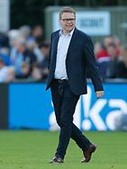 FODBOLD: Direktør Janus Kyhl (FC Helsingør) før kampen i ALKA Superligaen mellem FC Helsingør og FC København den 17. september 2017 på Helsingør Stadion. Foto: Claus Birch
