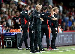 Manager of Valencia Pako Ayestaran - Mandatory by-line: Robbie Stephenson/JMP - 03/08/2016 - FOOTBALL - Vitality Stadium - Bournemouth, England - AFC Bournemouth v Valencia - Pre-season friendly