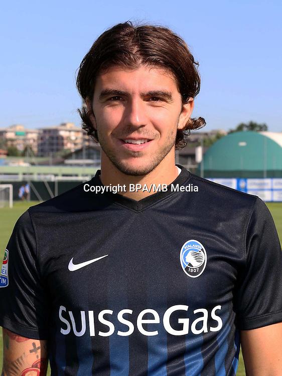 Italian League Serie A -2016-2017 / <br /> ( Atalanta Bergamasca Calcio ) - <br /> Alberto Paloschi