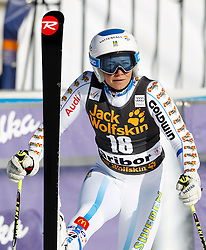 21.02.2015, Pohorje, Maribor, SLO, FIS Weltcup Ski Alpin, Maribor, Riesenslalom, Damen, 2. Lauf, im Bild Frida Hansdotter (SWE) // Frida Hansdotter of Sweden after the 2nd run of ladie's Giant Slalom of the Maribor FIS Ski Alpine World Cup at the Pohorje in Maribor, Slovenia on 2015/02/21. EXPA Pictures © 2015, PhotoCredit: EXPA/ Erwin Scheriau