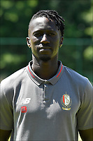 LIEGE, BELGIUM - JULY 10:  <br /> Mbaye Leye,assistant coach of Standard, during the 2019 - 2020 season photo shoot of Standard de Liege on July 10, 2019 in Liege, Belgium. (Photo by Johan Eyckens/Isosport)