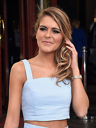 Gemma Oaten attends Puttin' on the Ritz Press Night at New Wimbledon Theatre, The Broadway, London on Thursday 28 May 2015