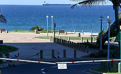 South Africa - Durban -  03 May 2020 -  All northern beaches, in the Durban area, have been closed until further notice. ccording to the uMhlanga Urban Improvement Precinct, or uMhlanga UIP, this is being done as part of aquatic safety. Picture Leon Lestrade/African News Agency(ANA)